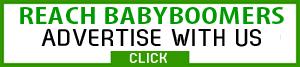 Babyboomer-Magazine Advertise