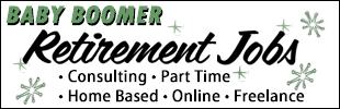 Baby Boomer Retirement Jobs